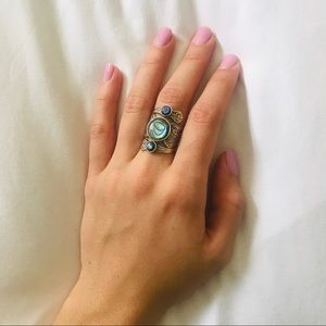Jewelry - Unique Sterling Silver Ring